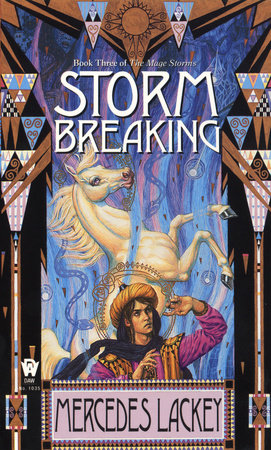 Storm Breaking by Mercedes Lackey