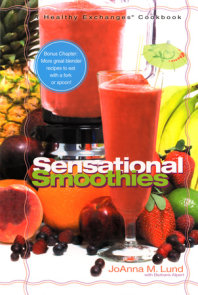 Healthy Exchanges Sensational Smoothies