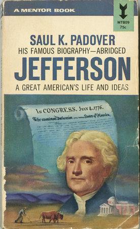 Jefferson by Samuel K. Padover