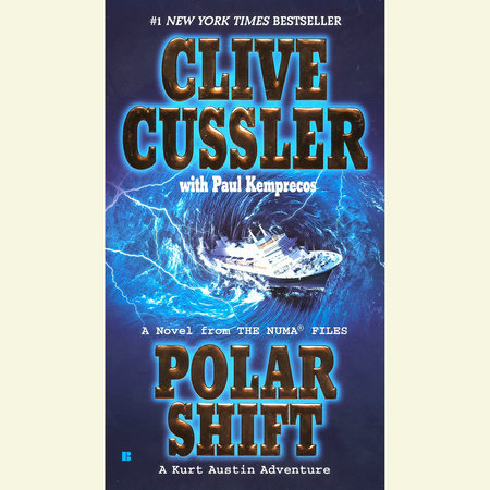 Polar Shift by Clive Cussler and Paul Kemprecos