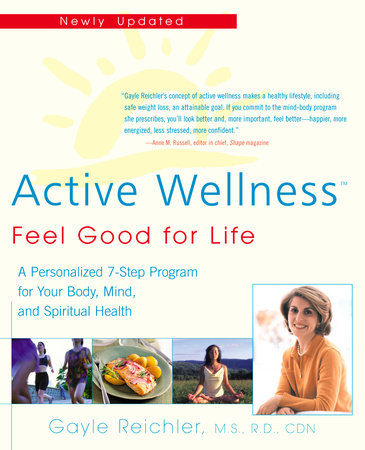 Active Wellness (rev. edition) by Gayle Reichler