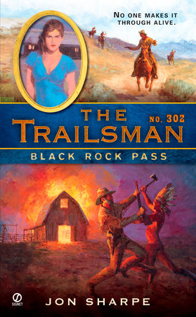 The Trailsman #302 by Jon Sharpe