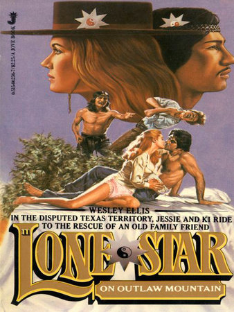 Lone Star 11 by Wesley Ellis