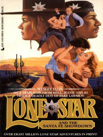 Lone Star 120/santa F by Wesley Ellis