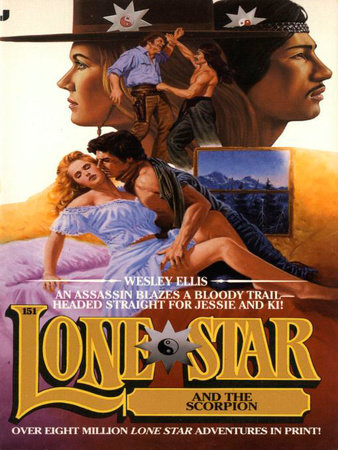 Lone Star 151/scorpio by Wesley Ellis