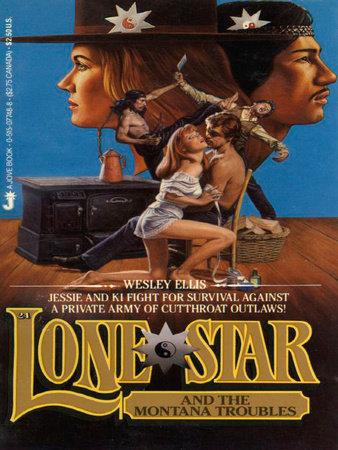Lone Star 24 by Wesley Ellis