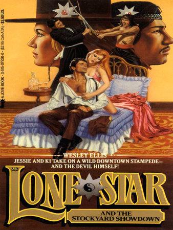 Lone Star 26 by Wesley Ellis