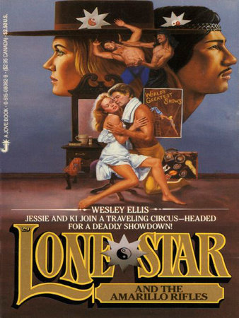 Lone Star 29 by Wesley Ellis