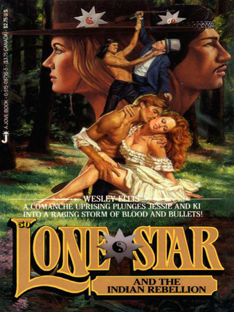 Lone Star 50 by Wesley Ellis