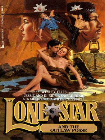 Lone Star 60 by Wesley Ellis