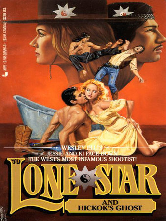 Lone Star 70 by Wesley Ellis