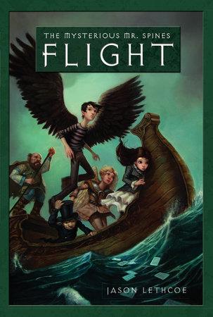 Flight #2 by Jason Lethcoe