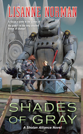 Shades of Gray by Lisanne Norman