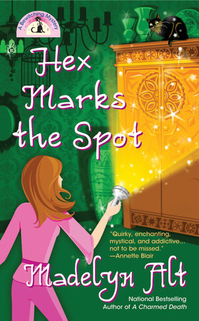 Hex Marks the Spot by Madelyn Alt