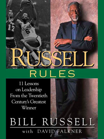 Russell Rules by Bill Russell and David Falkner