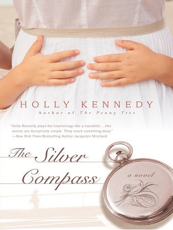 The Silver Compass by Holly Kennedy