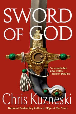 Sword of God by Chris Kuzneski