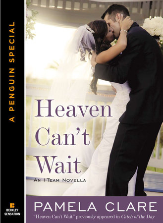 Heaven Can't Wait by Pamela Clare