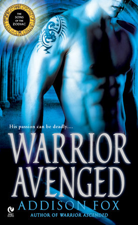 Warrior Avenged by Addison Fox