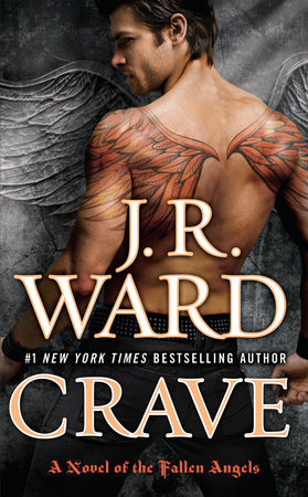 Crave by J.R. Ward