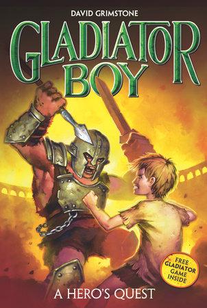A Hero's Quest #1 by David Grimstone
