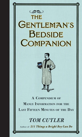 The Gentleman's Bedside Companion by Tom Cutler