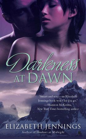 Darkness at Dawn by Elizabeth Jennings