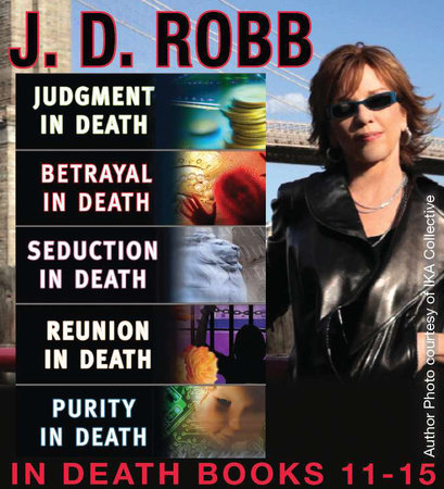 J.D. Robb  THE IN DEATH COLLECTION Books 11-15 by J. D. Robb and Nora Roberts