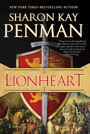 Lionheart by Sharon Kay Penman
