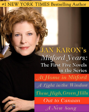 Jan Karons Mitford Years: The First Five Novels by Jan Karon