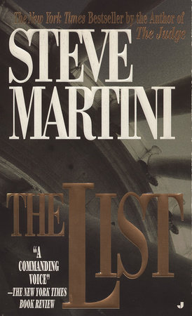 The List by Steve Martini