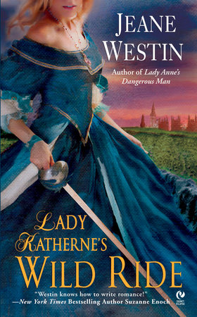 Lady Katherne's Wild Ride by Jeane Westin