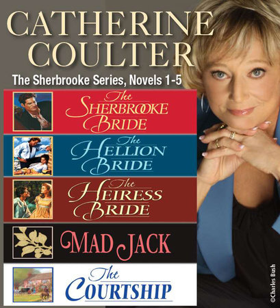 Catherine Coulter The Sherbrooke Series Novels 1-5 by Catherine Coulter