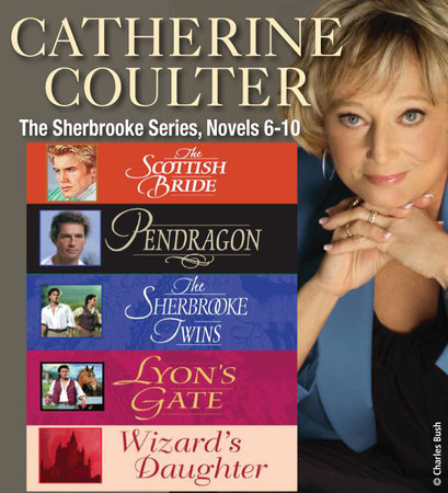 Catherine Coulter The Sherbrooke Series Novels 6-10 by Catherine Coulter