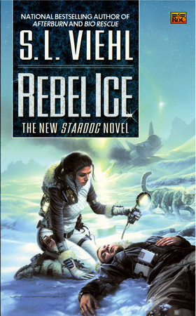 Rebel Ice by S. L. Viehl