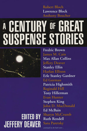 A Century of Great Suspense Stories by Various