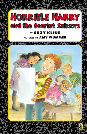 Horrible Harry and the Scarlet Scissors by Suzy Kline