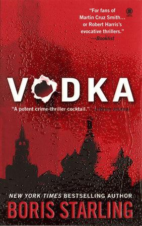 Vodka by Boris Starling