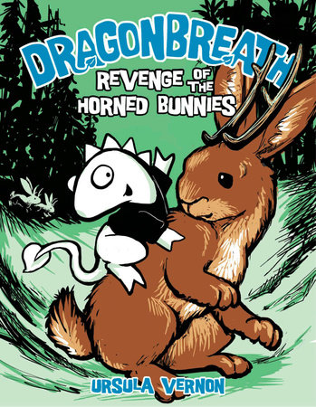 Dragonbreath #6 by Ursula Vernon