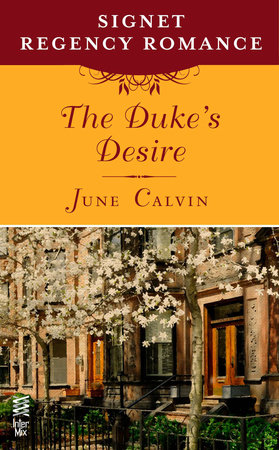 The Duke's Desire by June Calvin