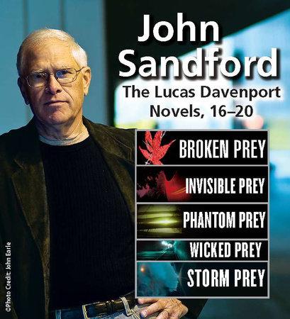 John Sandford: Lucas Davenport Novels 16-20 by John Sandford