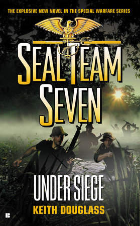 Seal Team Seven #22 by Keith Douglass