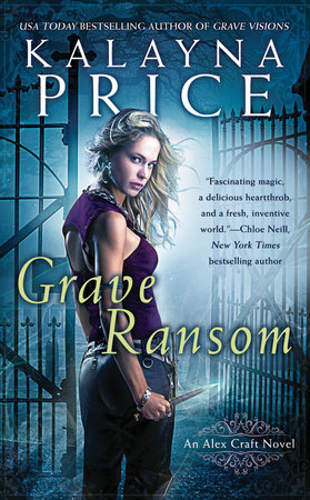 Grave Ransom by Kalayna Price