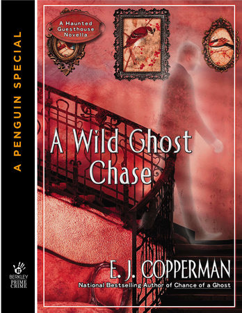 A Wild Ghost Chase by E.J. Copperman