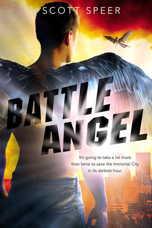 Battle Angel by Scott Speer