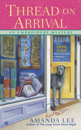 Thread on Arrival by Amanda Lee