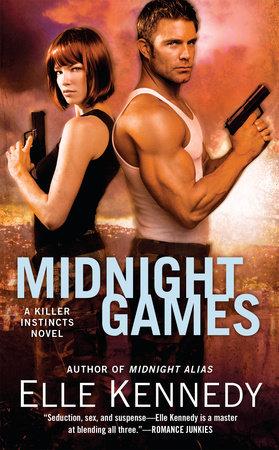 Midnight Games by Elle Kennedy