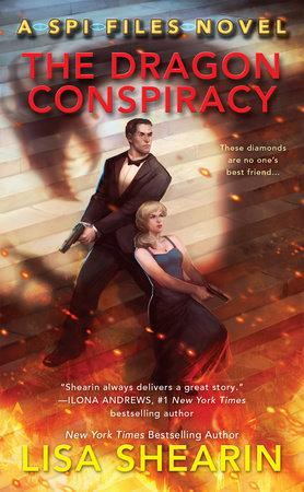 The Dragon Conspiracy by Lisa Shearin