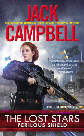 The Lost Stars: Perilous Shield by Jack Campbell