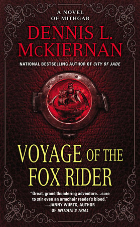 Voyage of the Fox Rider by Dennis L. McKiernan